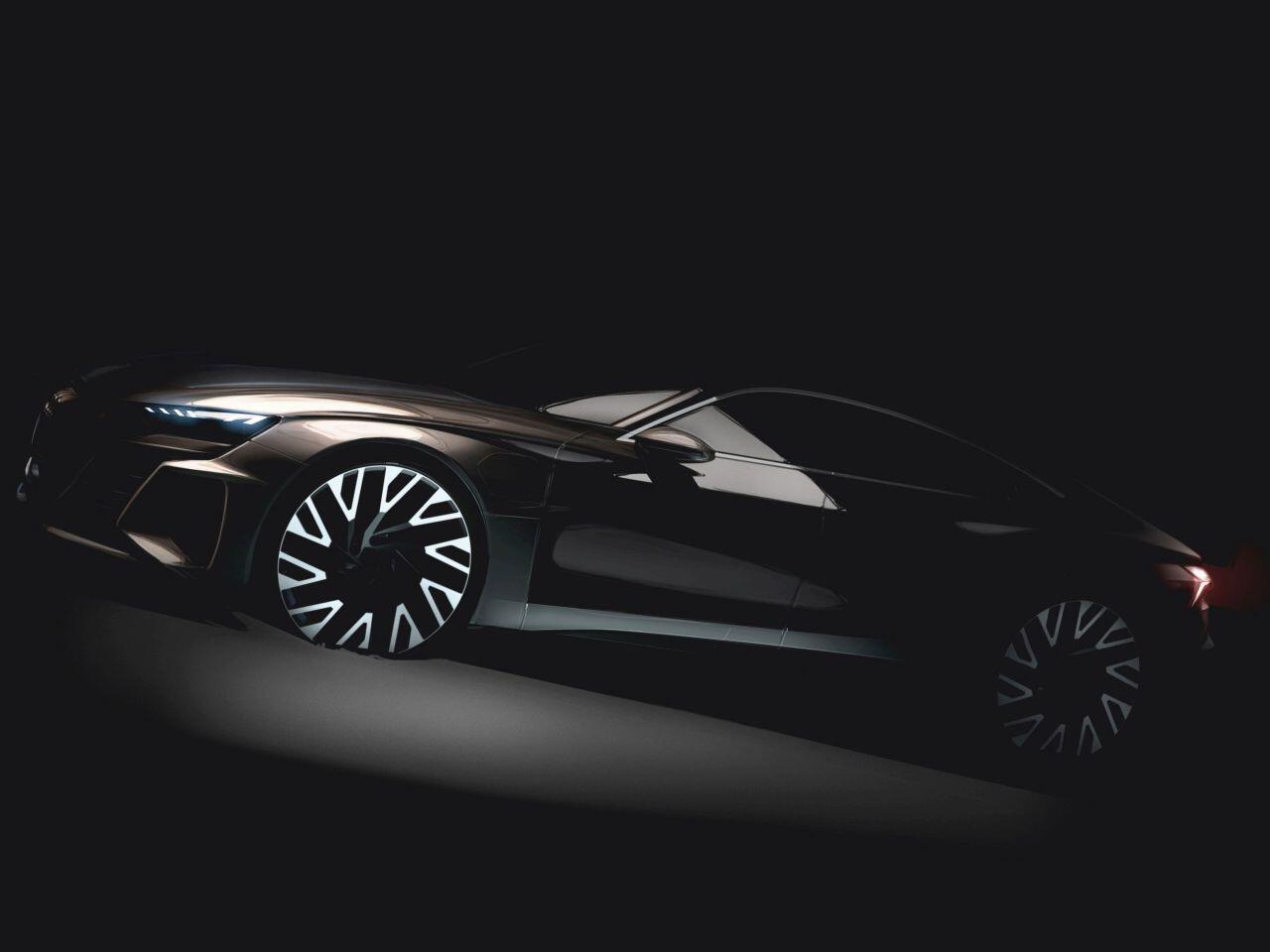 Bild zu Audi E-Tron GT