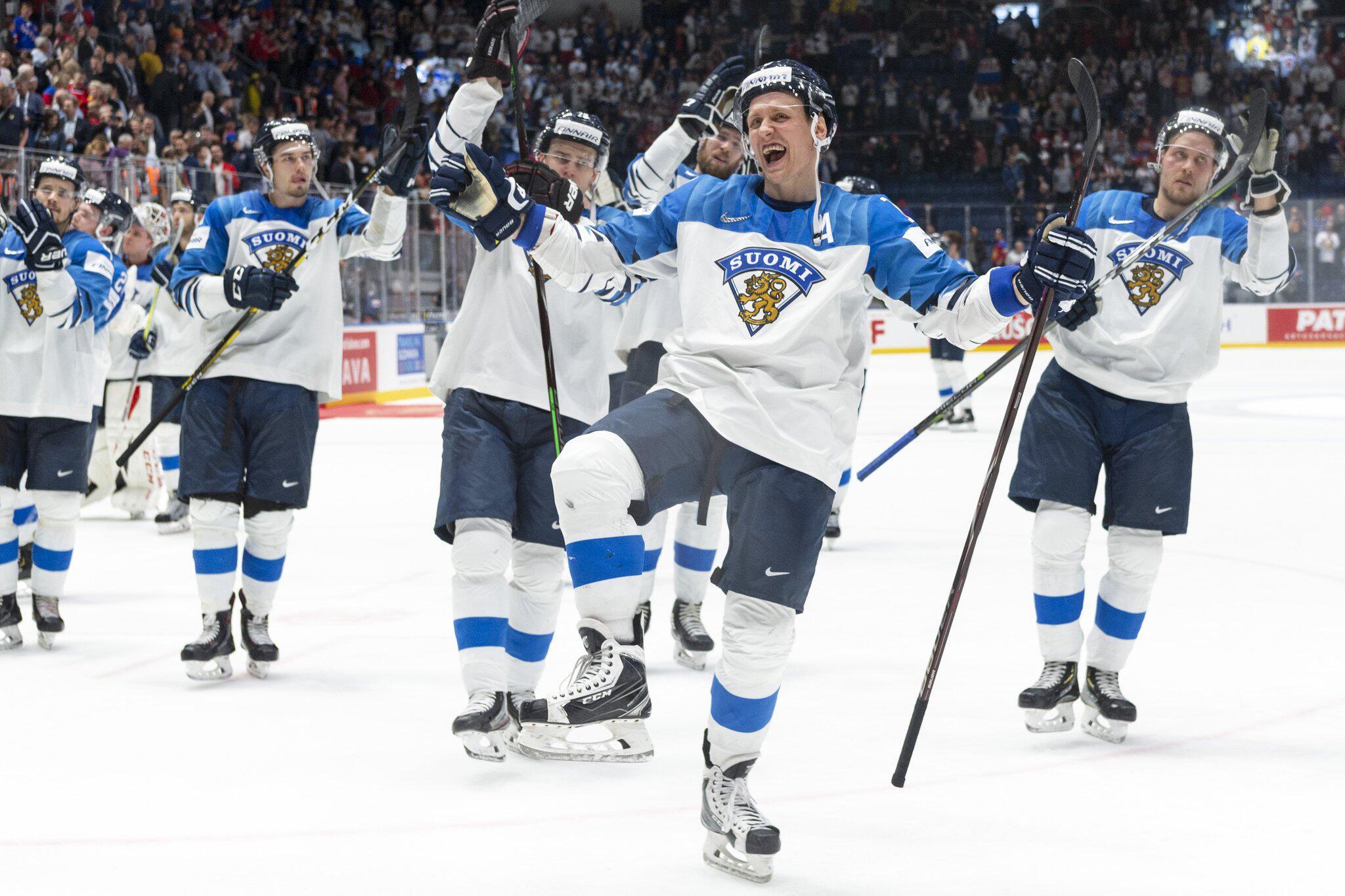 Bild zu Eishockey WM: Russland - Finnland