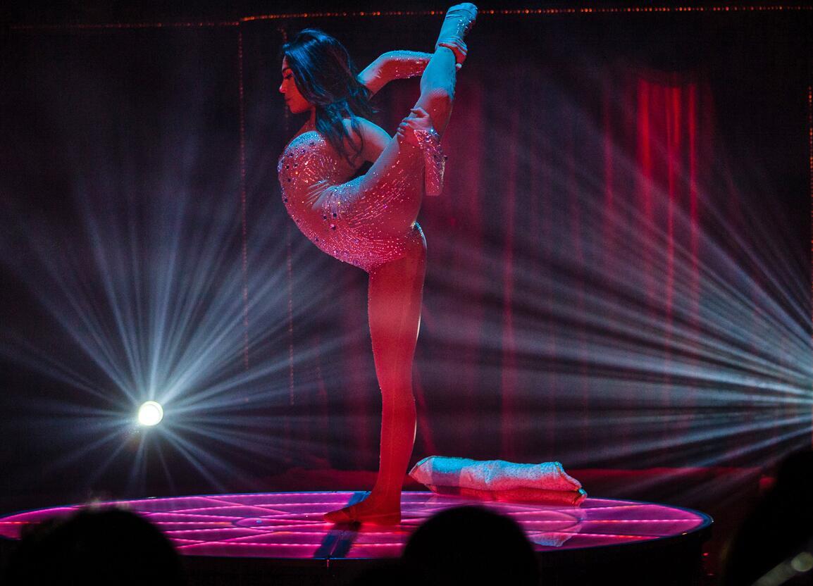 Bild zu Tänzerin