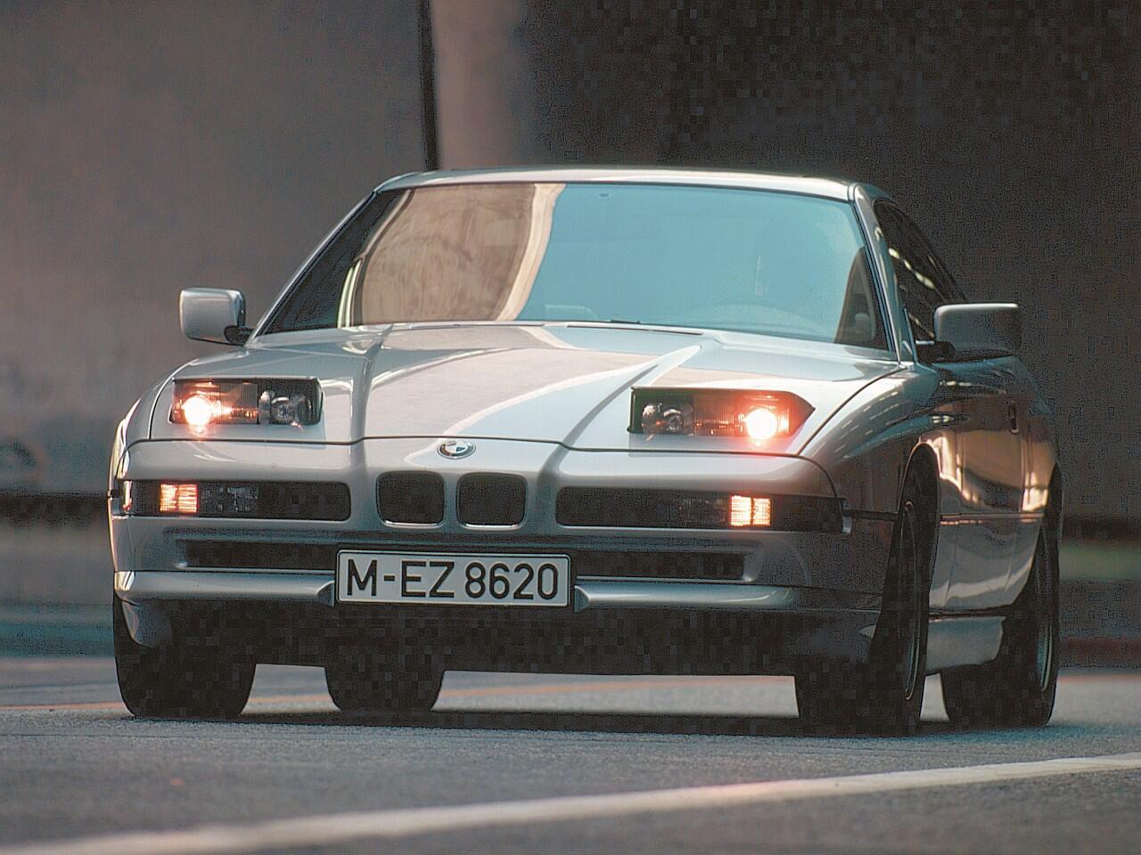 Bild zu BMW 8er Coupé von 1990