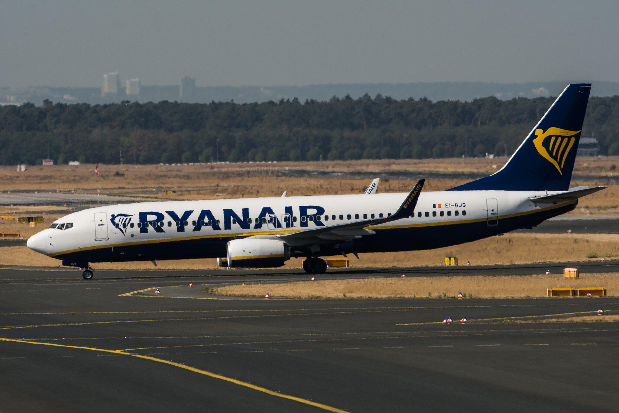 Bild zu Strike of German Ryanair employees