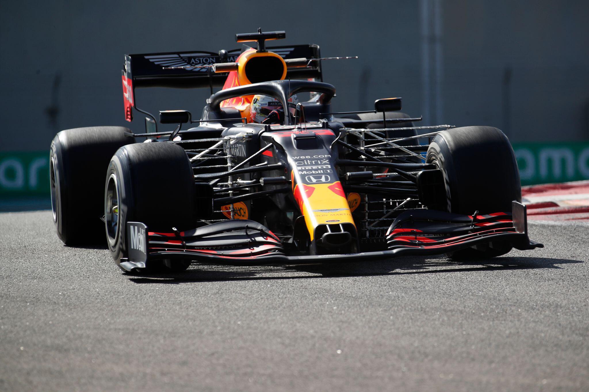 Bild zu Vor dem Grand Prix von Abu Dhabi