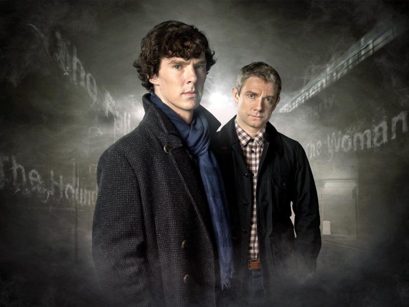 "Bild zu BBC-Serie ""Sherlock"""