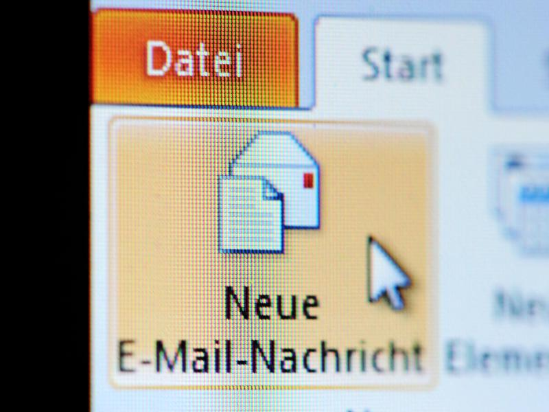 Bild zu Mail-Etikette