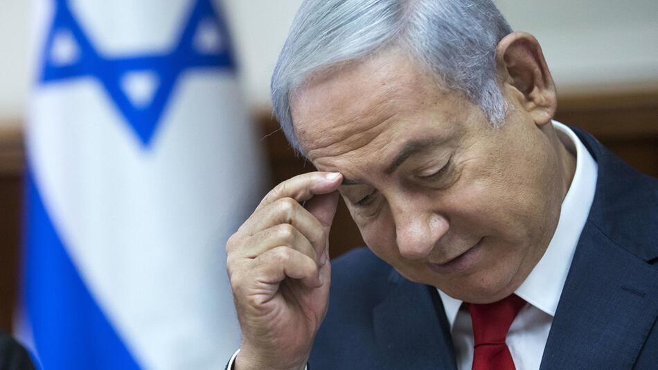 Netanjahu soll wegen Korruption angeklagt werden
