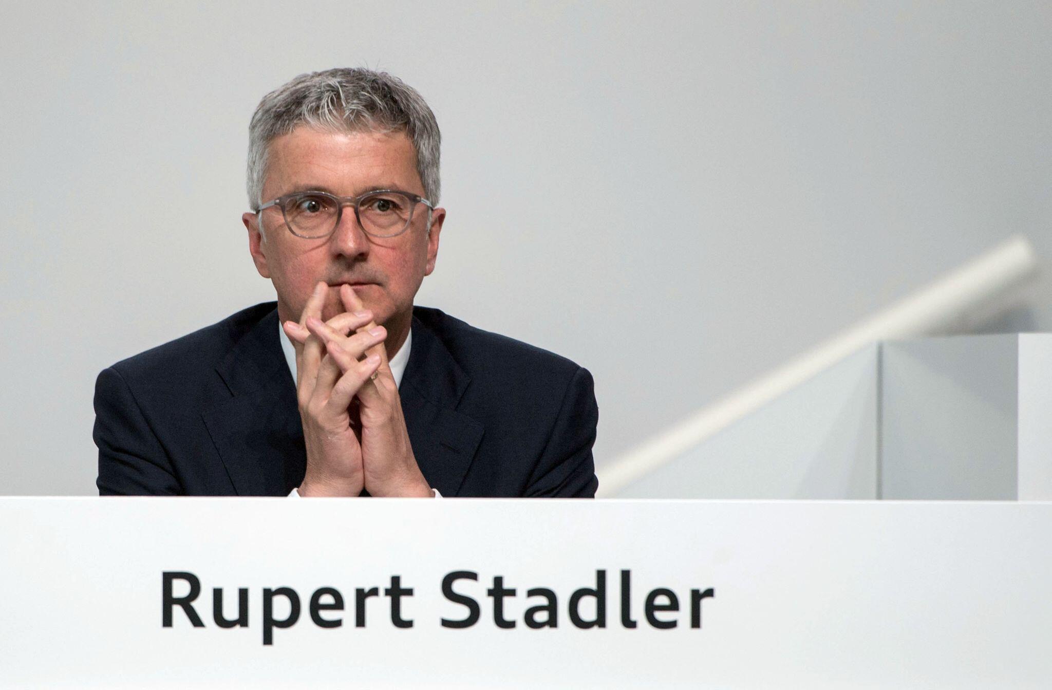 Bild zu Ex-Audi-Chef Stadler