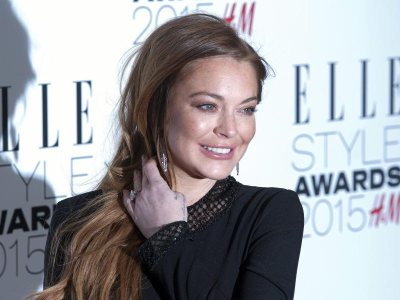 Bild zu Lindsay Lohan