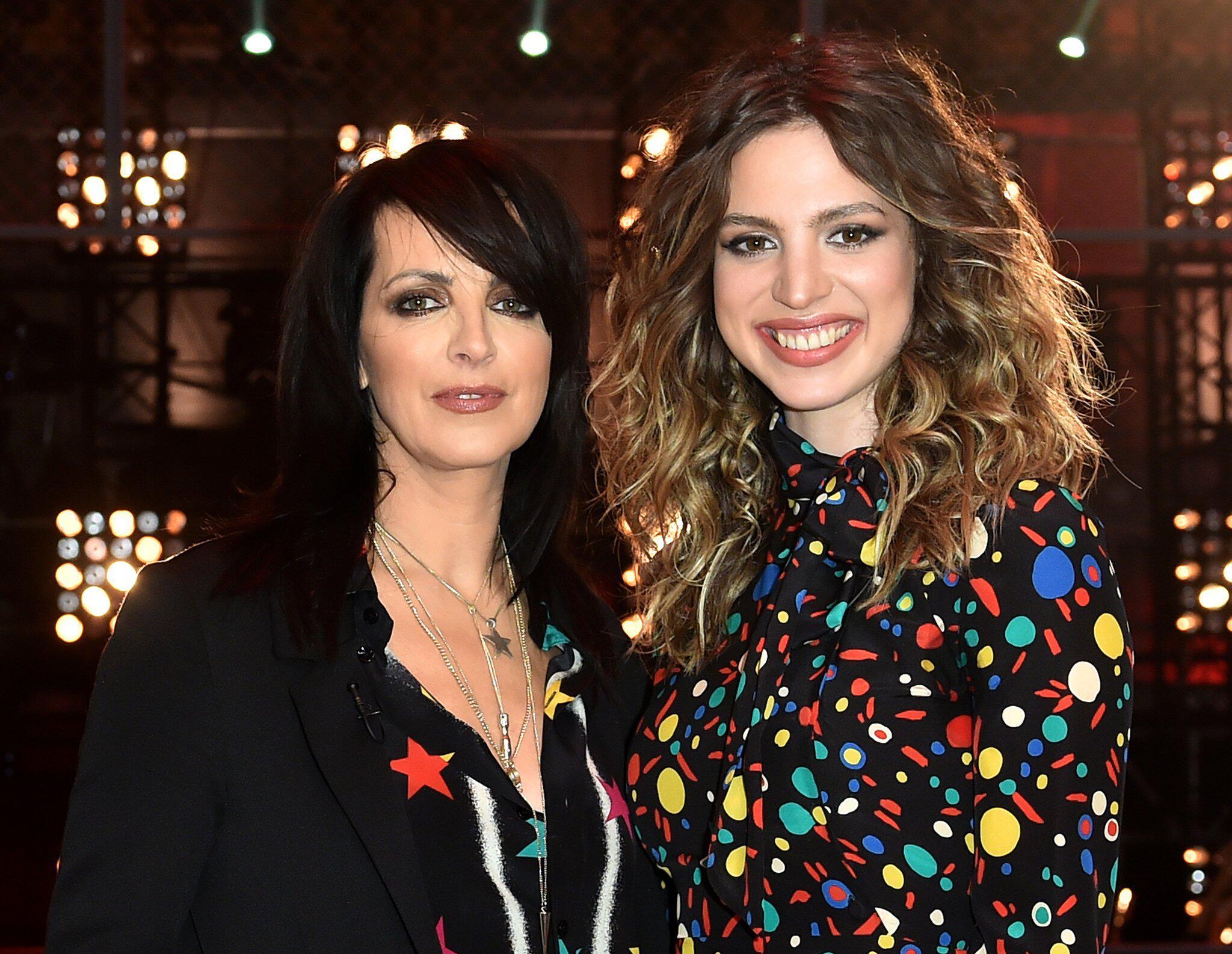 Bild zu Nena und ihre Tochter Larissa