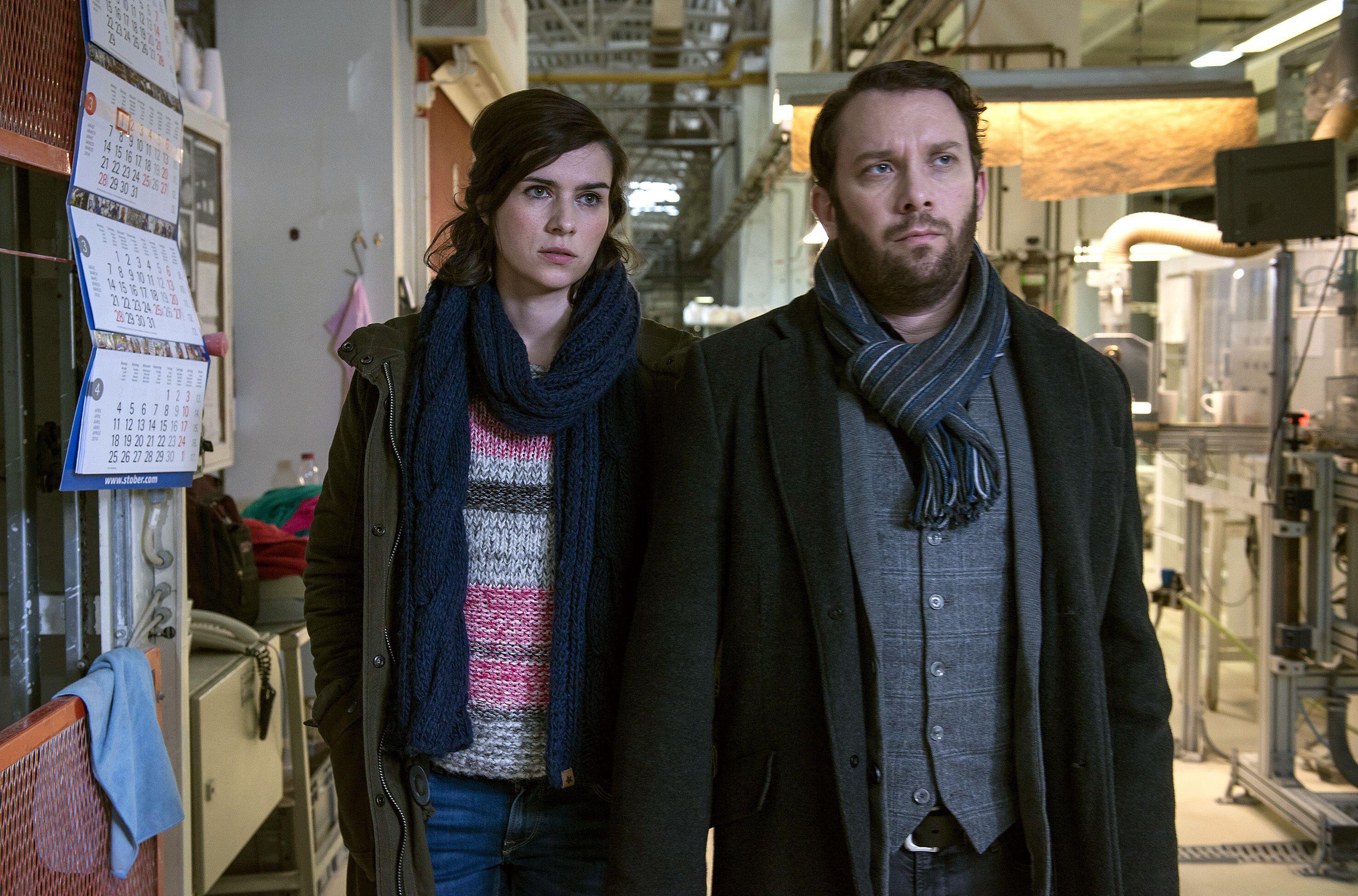 Bild zu Tatort, Nora Tschirner, Christian Ulmen