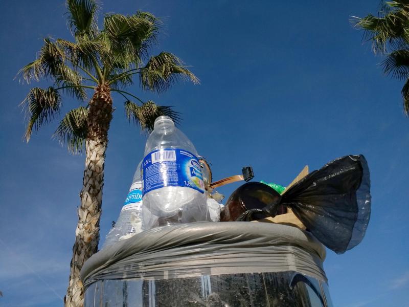 Bild zu Zu viel Plastikmüll