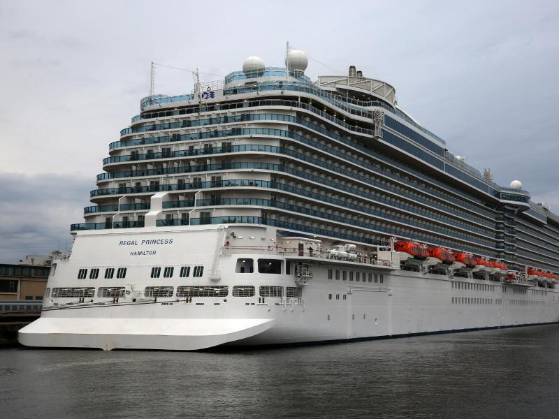 Bild zu «Regal Princess»