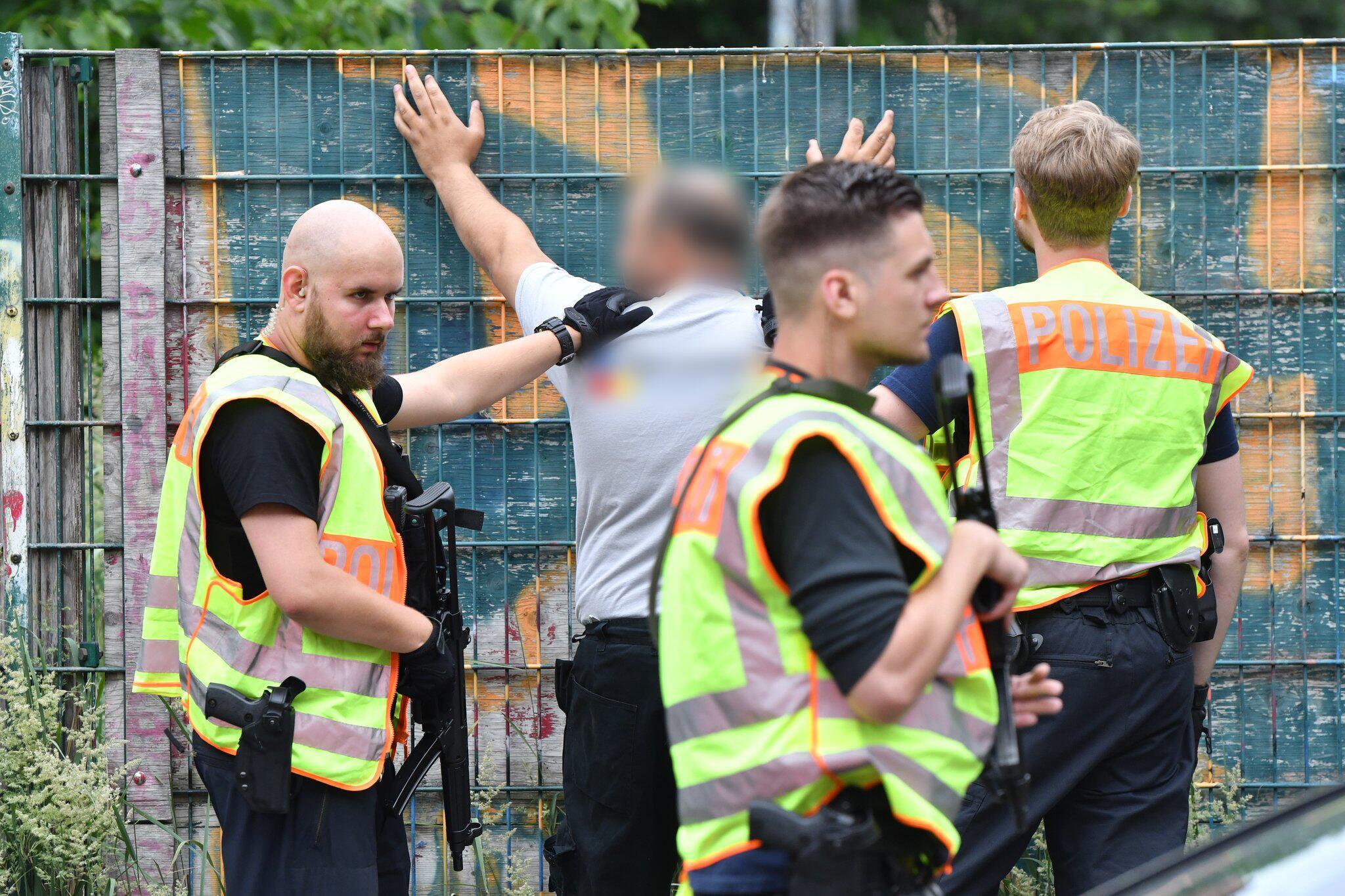 Bild zu Polizei Berlin Grundschule