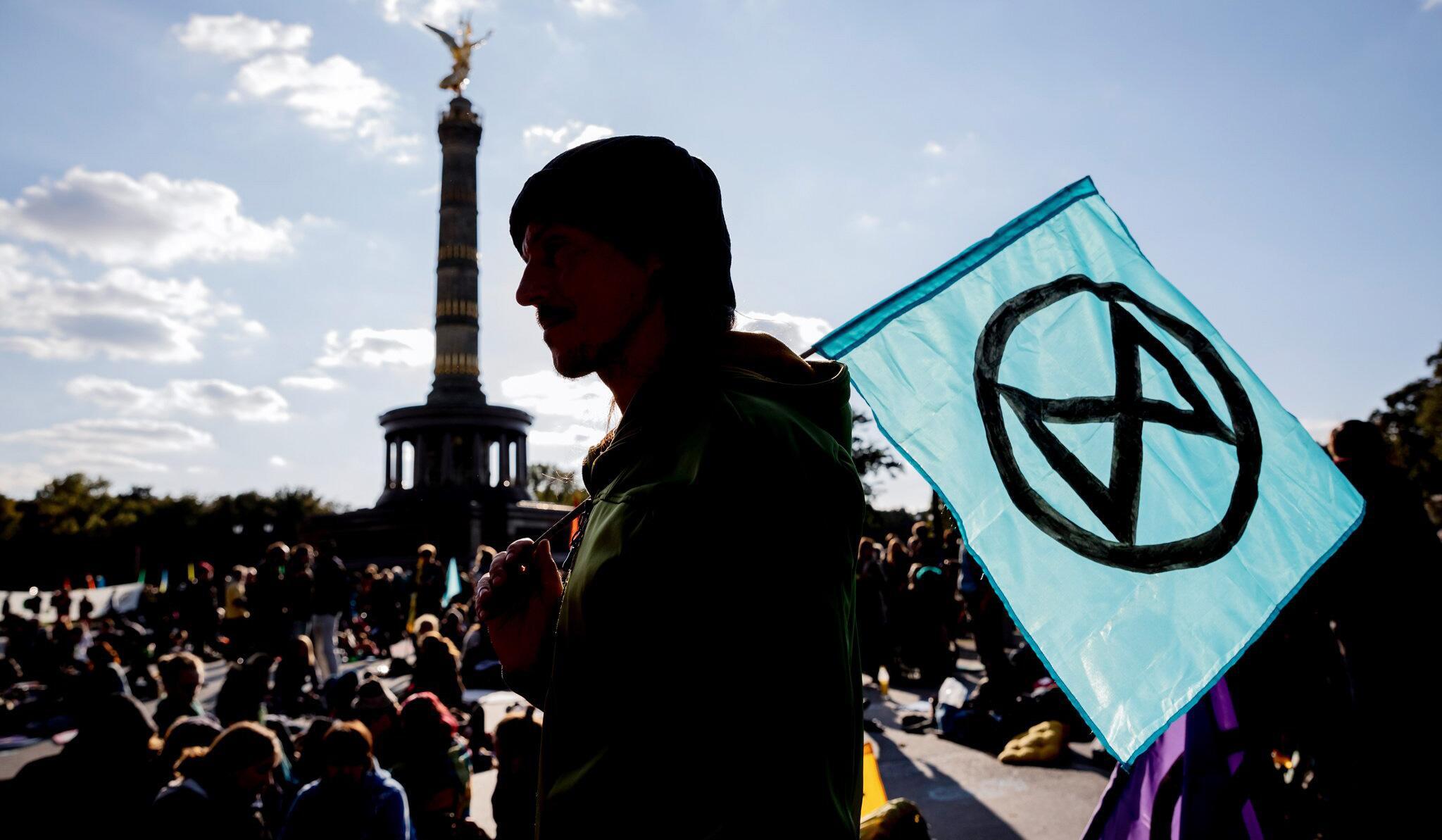 Bild zu Klimaprotest – Berlin