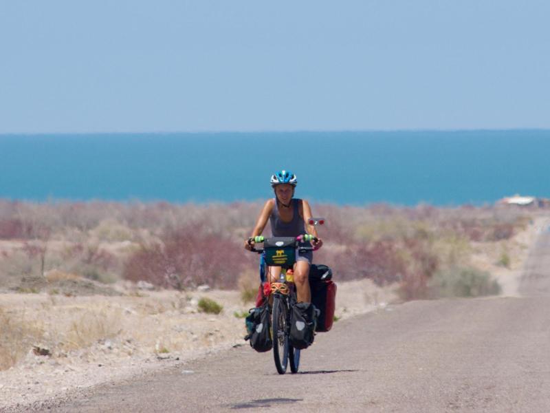 Bild zu Auf zwei Rädern um die Welt