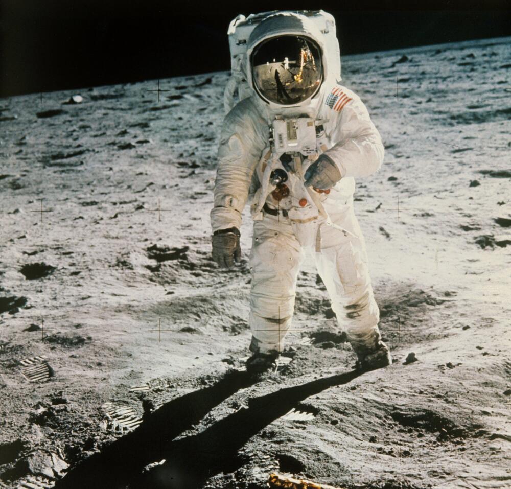 Nasa wird 60 - Mondlandung von «Apollo 11»