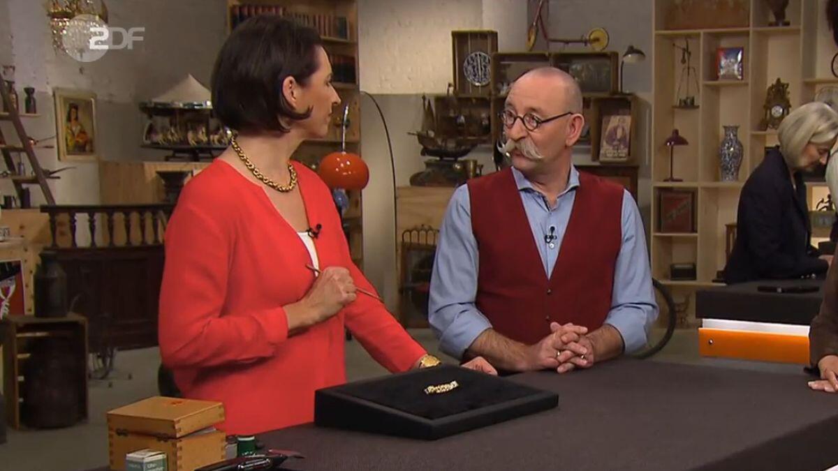 Bild zu Bares für Rares, Horst Lichter, Antiquitäten, ZDF, Trödel, TV-Show