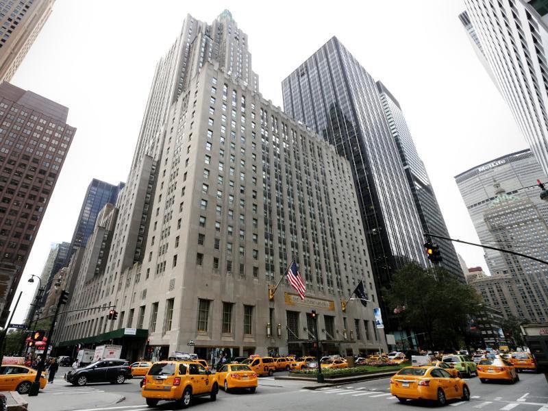 Bild zu Waldorf Astoria