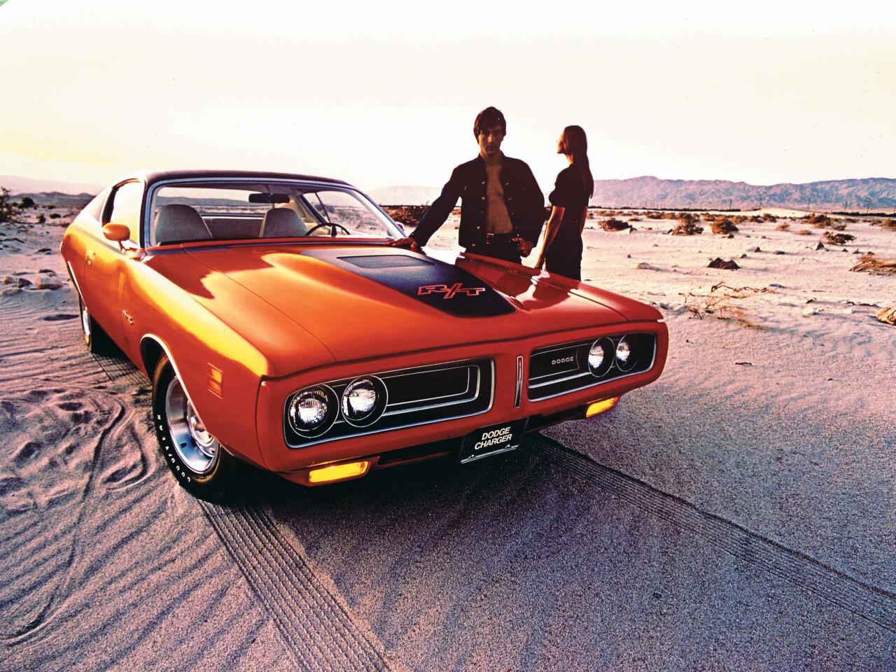 Bild zu Dodge Charger R/T von 1971