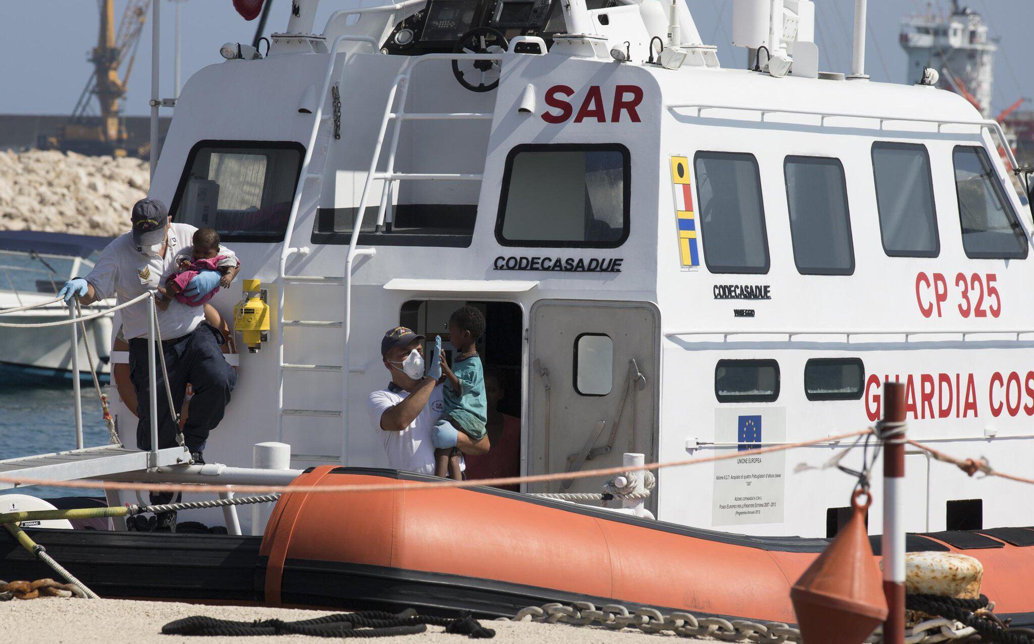 Bild zu Flüchtlinge in Italien