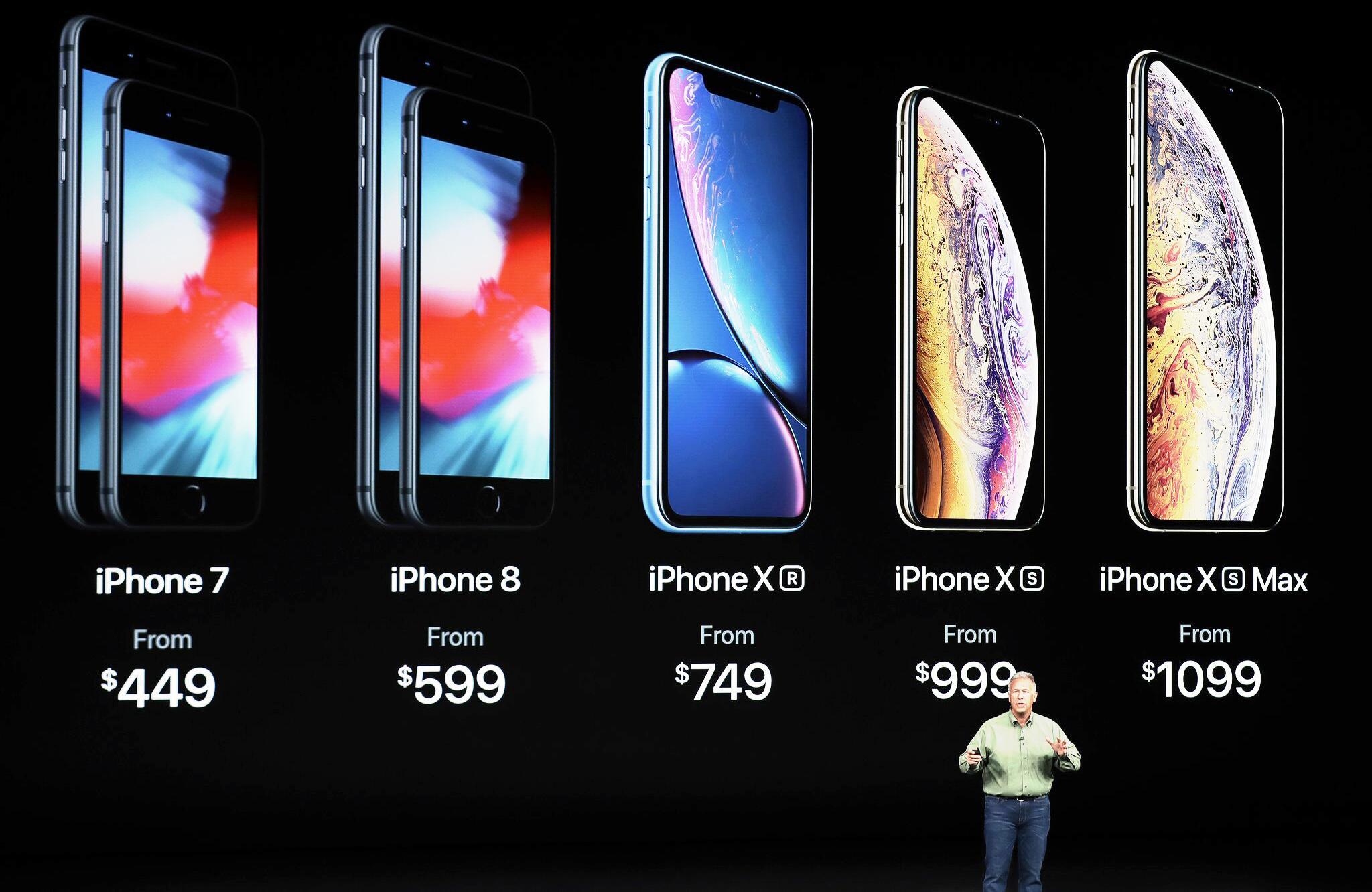 Bild zu Apple präsentiert Neuheiten