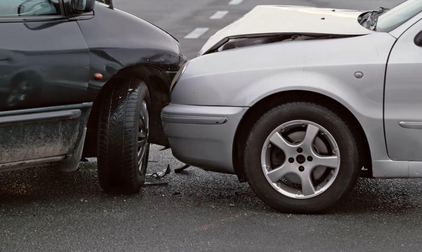 Bild zu Unfall, Auto