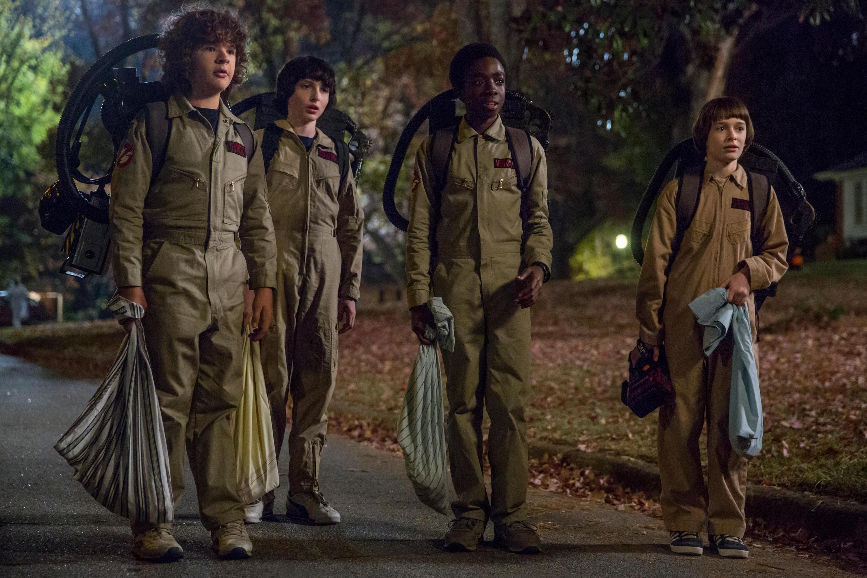 Bild zu Stranger Things, Staffel 2, Netflix