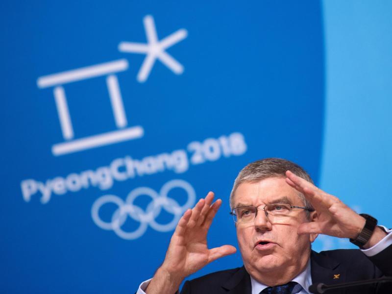 Bild zu IOC-Chef
