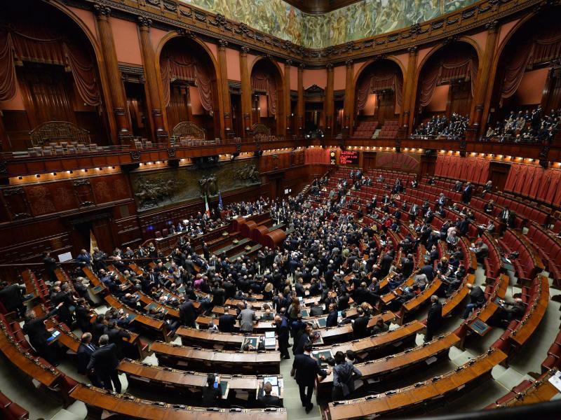 Bild zu Parlament in Rom