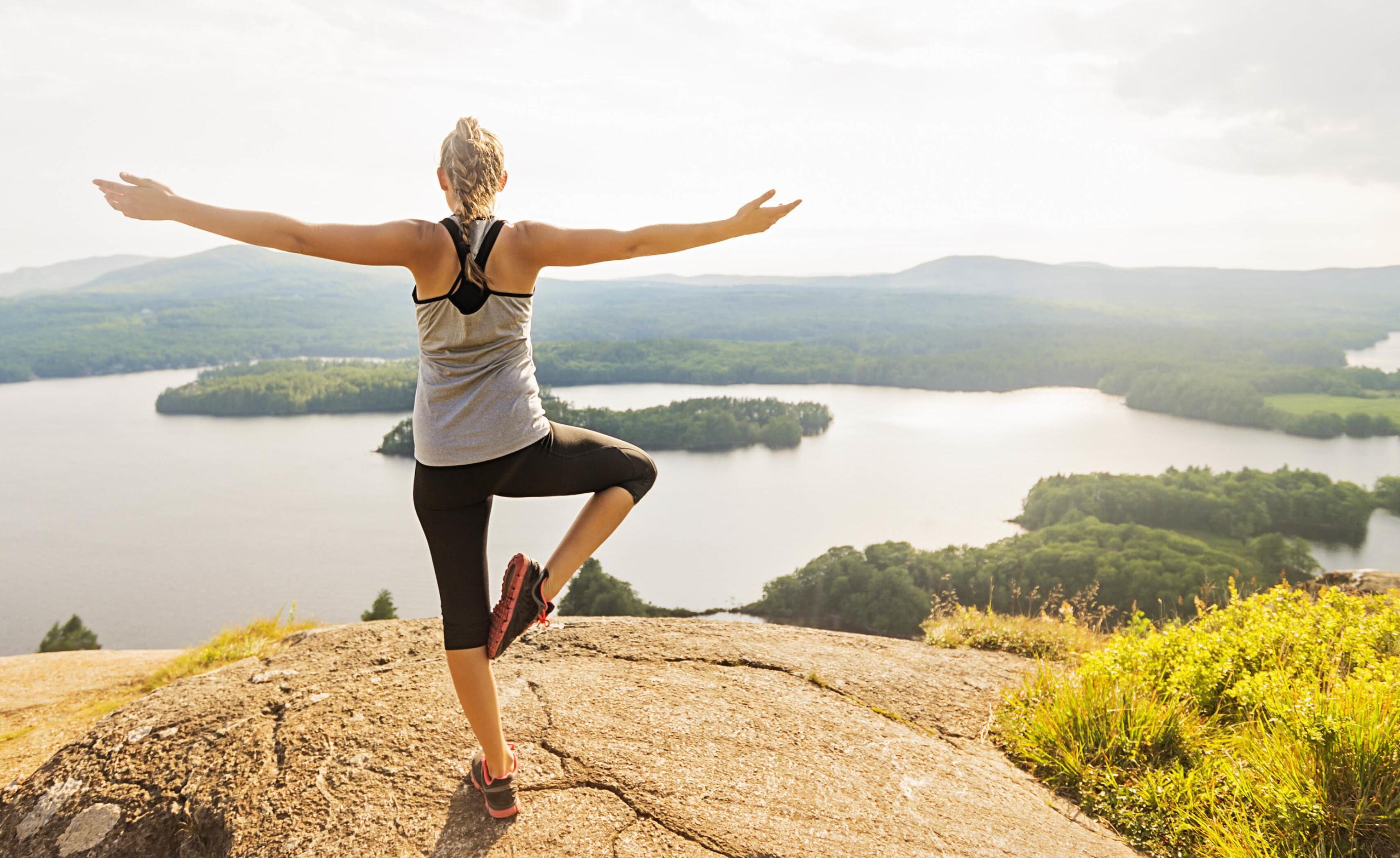 Bild zu Yoga Gesundheit Tricks