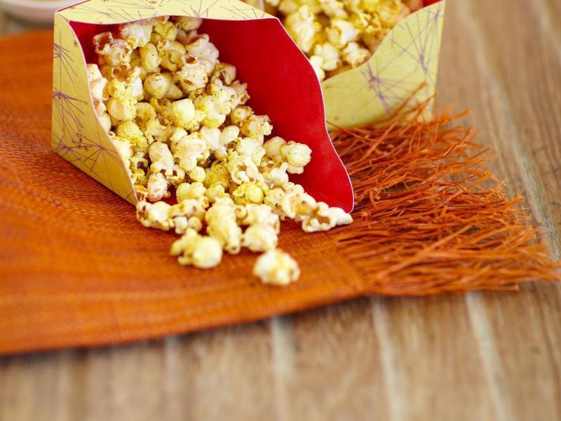 Bild zu Gut gewürztes Popcorn