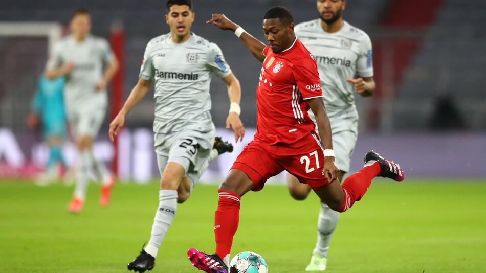 Bayern München - Bayer Leverkusen