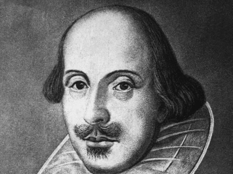 Bild zu William Shakespeare