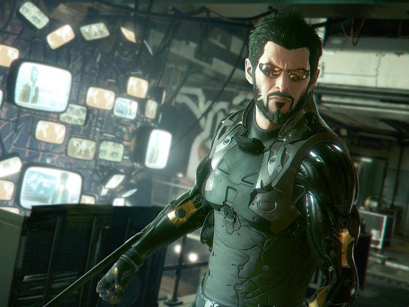 Bild zu «Deus EX:Mankind Divided»