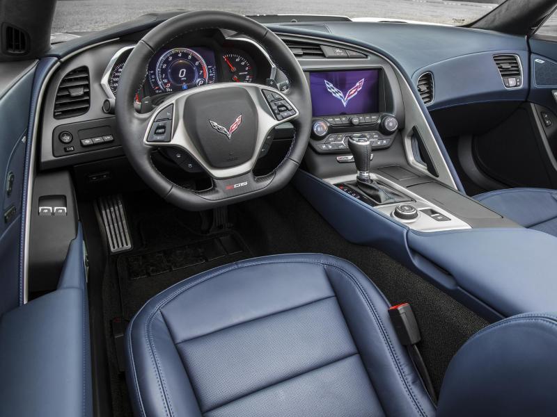 Bild zu Chevrolet Corvette Z06 Cabrio