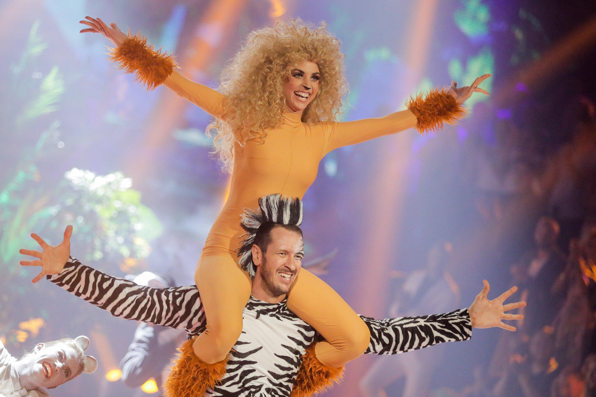 "Bild zu Dance Show ""Let's Dance"" - Finale"