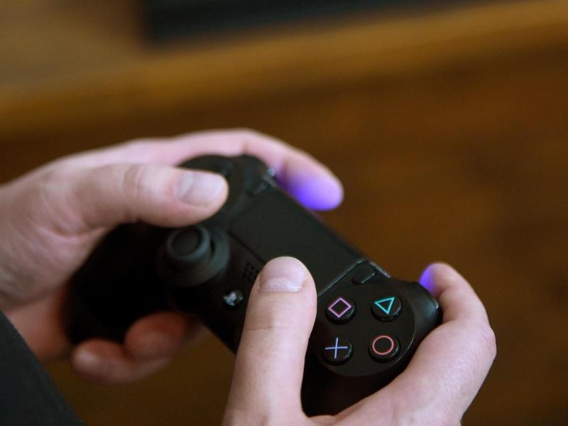 Bild zu PS4 Pro-Controller