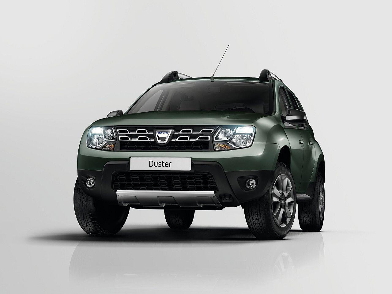 Bild zu Geringster Wertverlust in Euro bei den Kompakt-SUVs: Dacia Duster 1.6