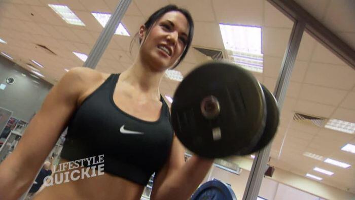 Bild zu sixx Lifestyle Quickie: Lieber fit als skinny