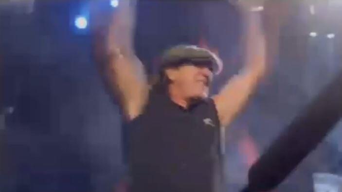 Bild zu Schock für AC/DC-Fans
