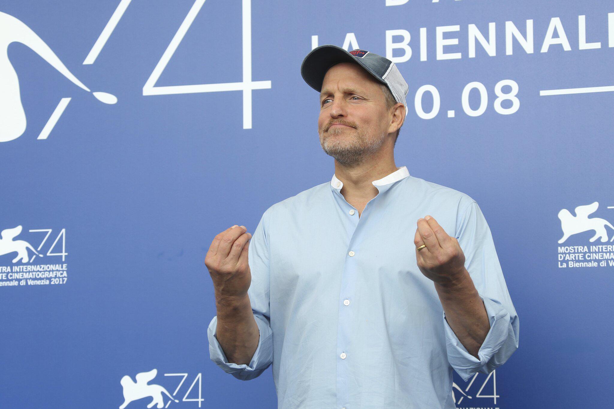 Bild zu Woody Harrelson, Filmfestspiele Venedig, 2017