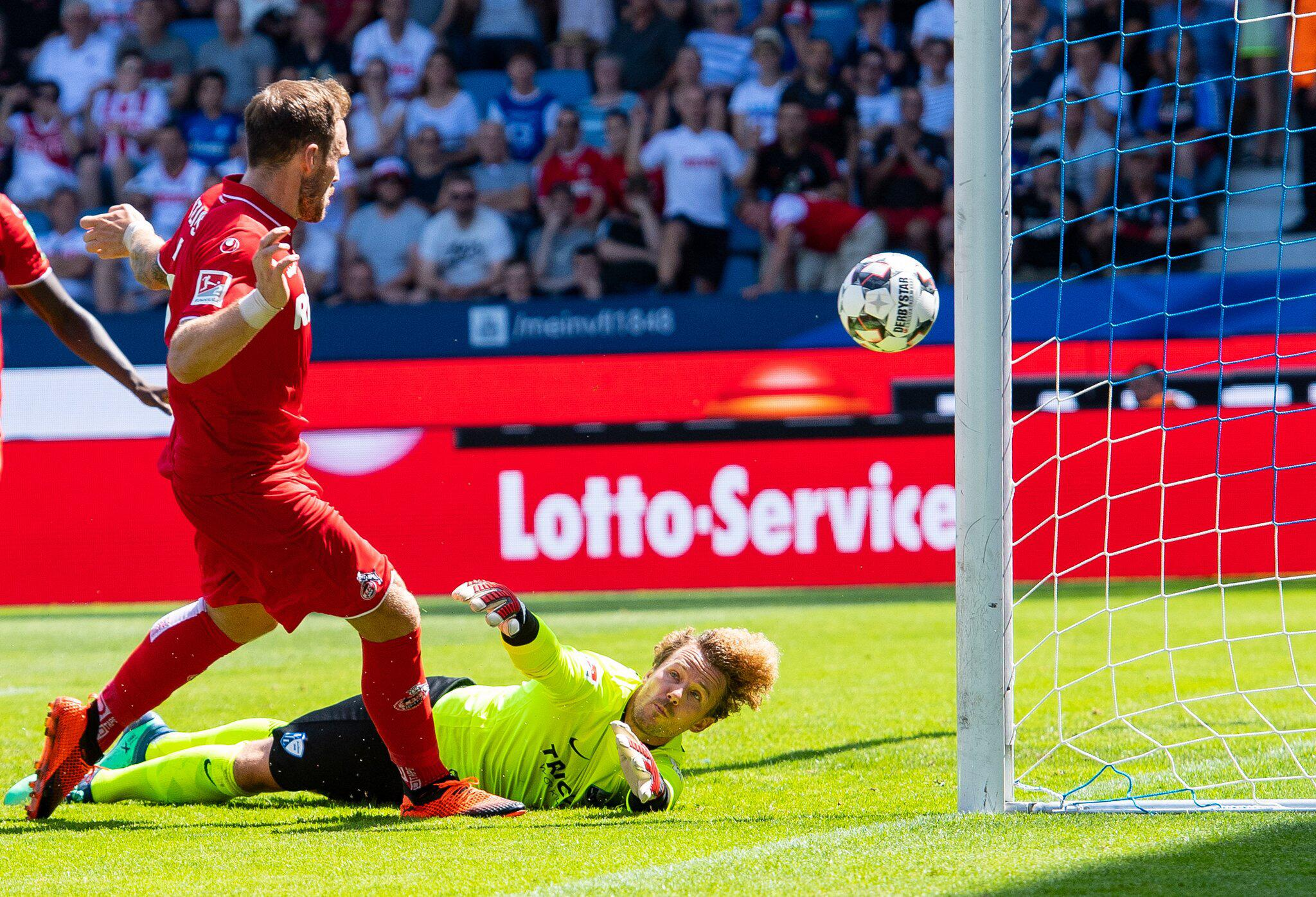 Bild zu VfL Bochum - 1. FC Köln
