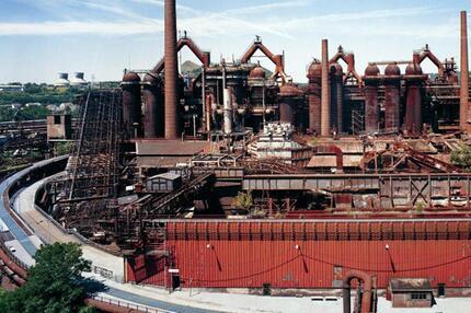 Beeindruckende Industriekultur