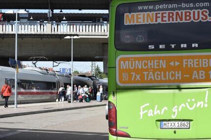 Bus statt Bahn