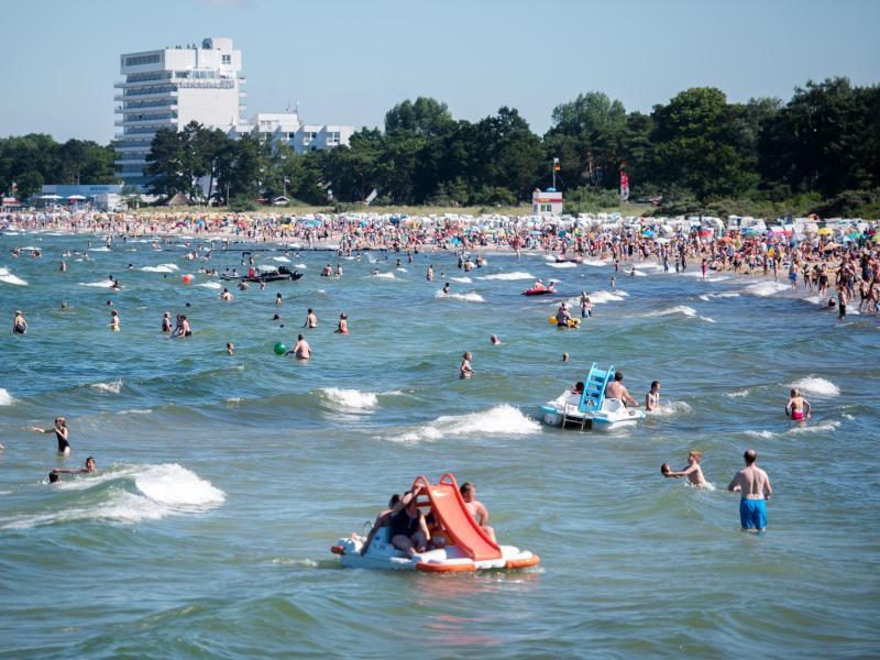 Bild zu Sommer an der Ostsee