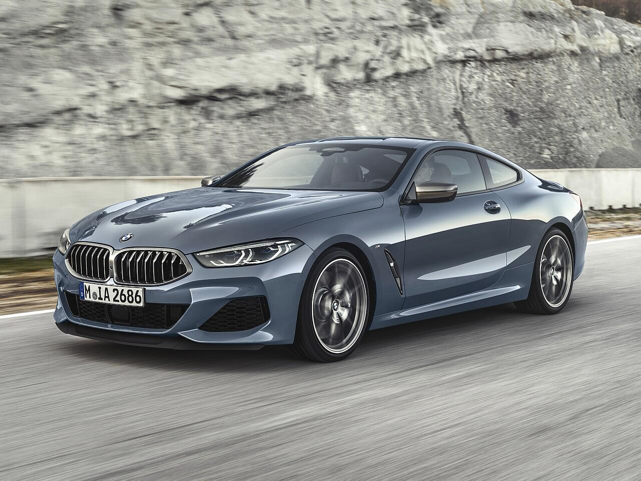 Bild zu Premiere für das BMW 8er Coupé: Modelloffensive in der Luxusklasse