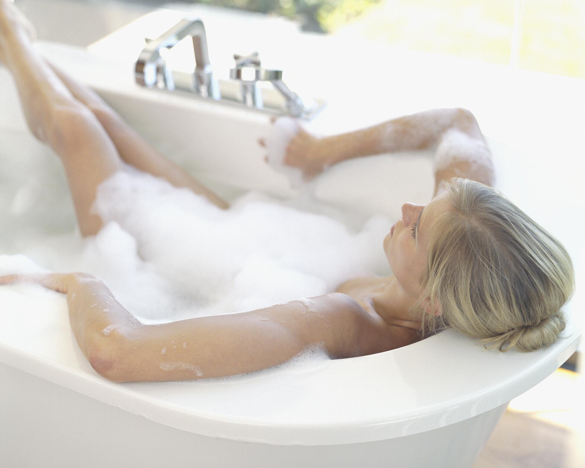 Bild zu Erkältungsbad