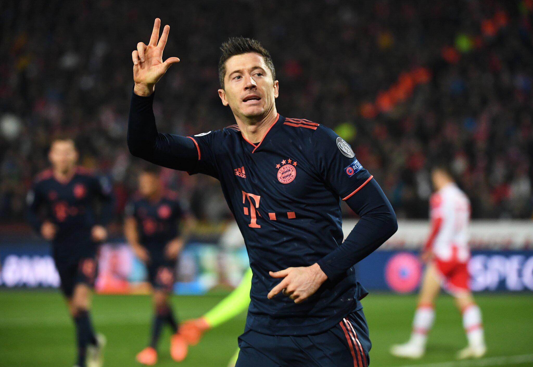 Bild zu Red Star Belgrade - Bavaria Munich