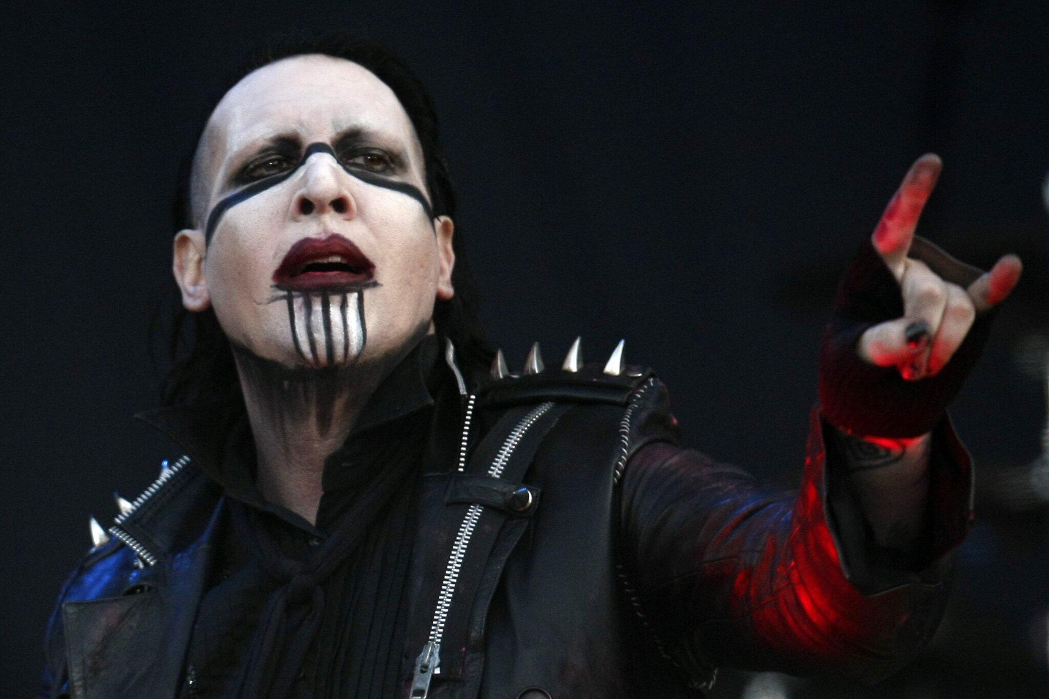 Bild zu Marilyn Manson