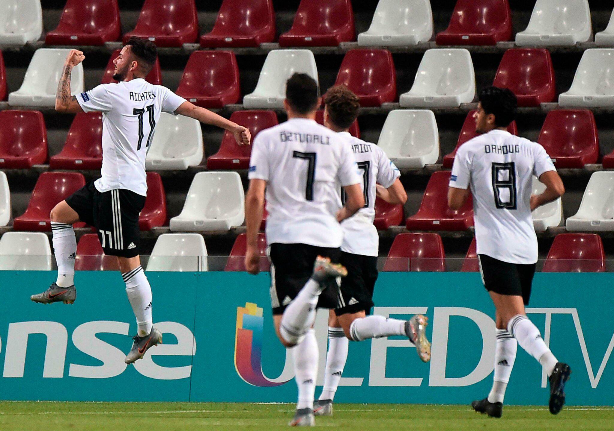 Bild zu U21-EM Deutschland - Serbien