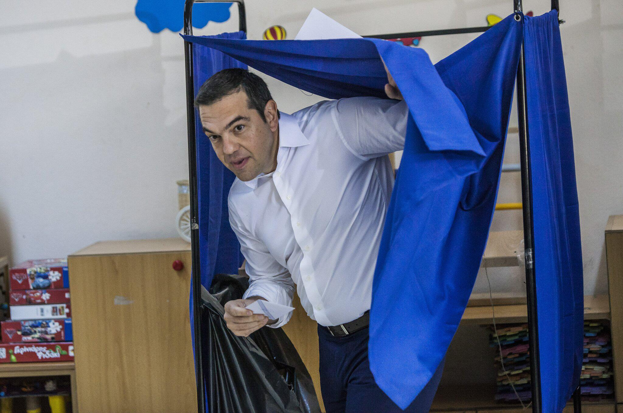 Bild zu Griechenland wählt neues Parlament